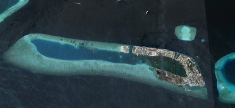 Thilafushi 2008. Source: Google Earth