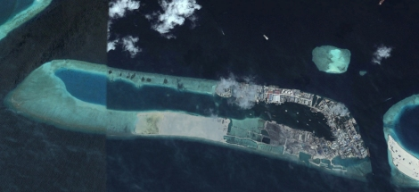 Thilafushi 2012. Source: Google Earth