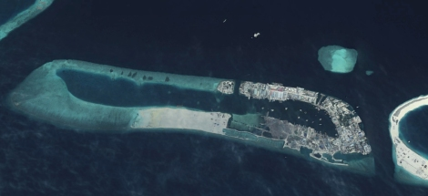 Thilafushi 2013. Source: Google Earth