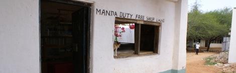 manda duty free shop