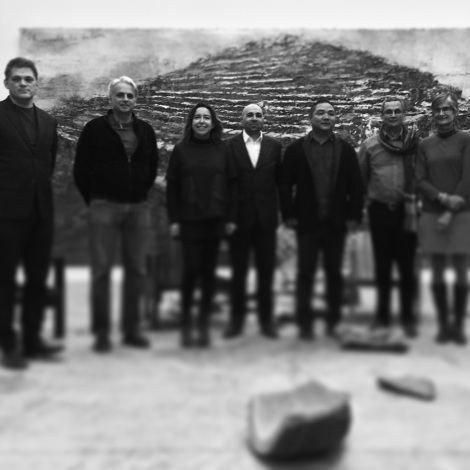 John Palmesino, Kees Kaan, Ana Valles, Ricardo Devesa,  Li Xiangning, Zine-Eddine Seffadi, Lindsay Bremner