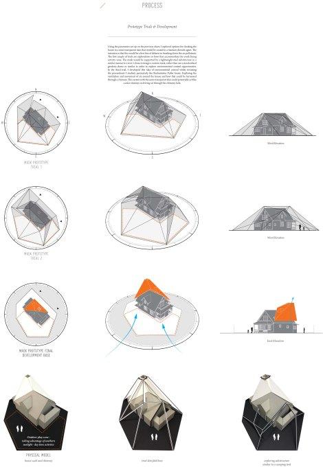 Philip Hurrell: Residential Respirator, prototype development