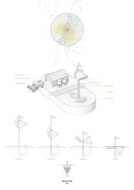 John Cook: seed disperser prototype