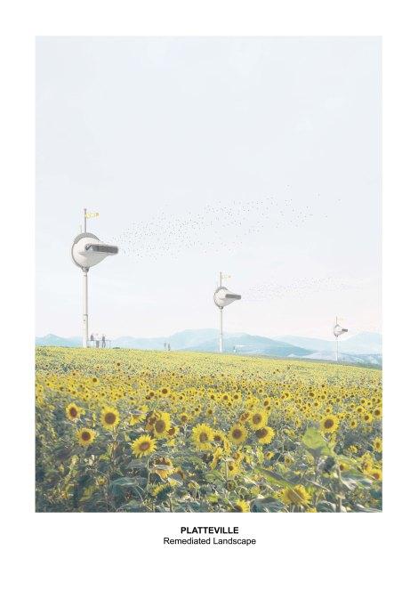 John Cook: Remediated Landscape, Platteville, Weld County, CO