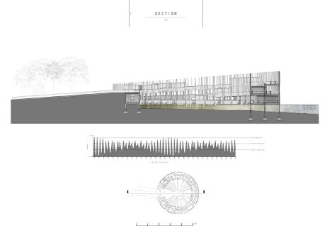 Alex Jaggs: Algae Observation Centre_Section