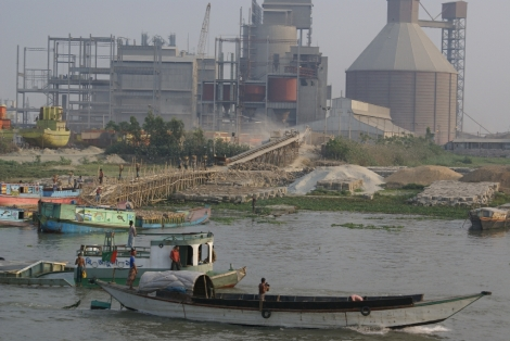 Cement factory Dhaka_1