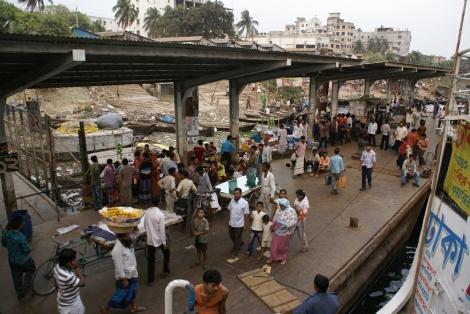 Quayside, Dhaka