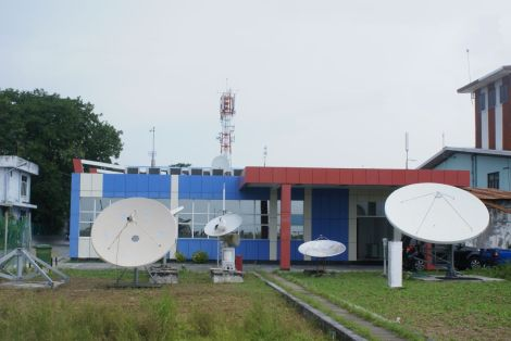 Meteorological instruments, Ibrahim Naseer International Airport