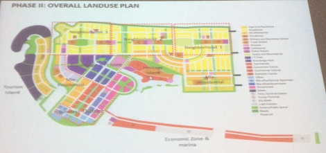 Hulhumale Phase 2 land use zoning
