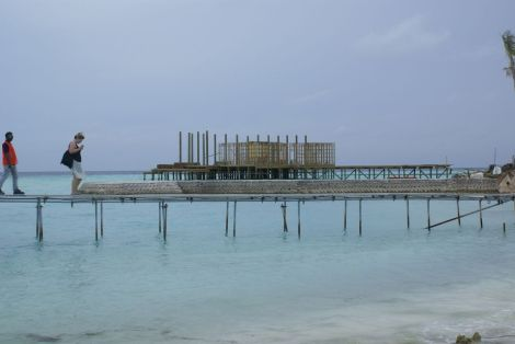 Maadhoo Island, South male Atoll, November 2015. photo: Lindsay Bremner.